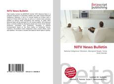 Bookcover of NITV News Bulletin