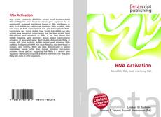 Couverture de RNA Activation