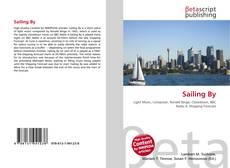 Capa do livro de Sailing By