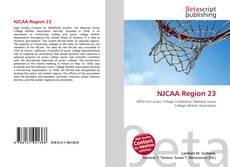 Copertina di NJCAA Region 23