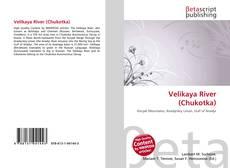 Capa do livro de Velikaya River (Chukotka)