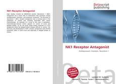 NK1 Receptor Antagonist kitap kapağı
