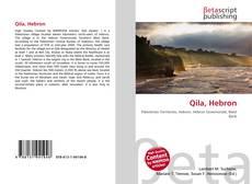 Bookcover of Qila, Hebron