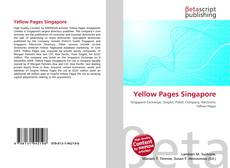 Bookcover of Yellow Pages Singapore