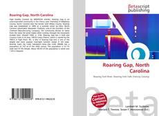 Buchcover von Roaring Gap, North Carolina