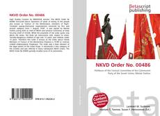 Bookcover of NKVD Order No. 00486