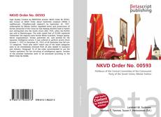 Couverture de NKVD Order No. 00593