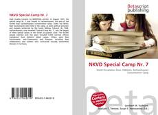 Bookcover of NKVD Special Camp Nr. 7