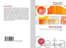 Bookcover of Roaring Days