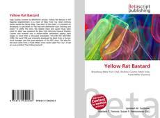 Copertina di Yellow Rat Bastard