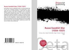 Russo-Swedish War (1554–1557) kitap kapağı