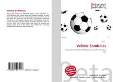 Bookcover of Velimir Sombolac