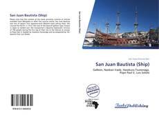 San Juan Bautista (Ship)的封面