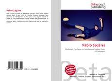 Pablo Zegarra kitap kapağı