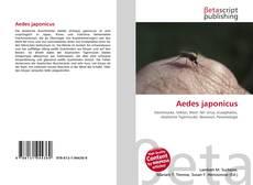 Capa do livro de Aedes japonicus