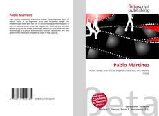 Bookcover of Pablo Martínez
