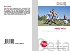 Pablo Mills kitap kapağı
