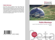 Buchcover von Pablo Montoya
