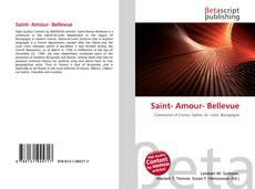 Saint- Amour- Bellevue kitap kapağı