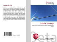 Portada del libro de Yellow Sea Cup