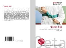 Capa do livro de Qichen Guo