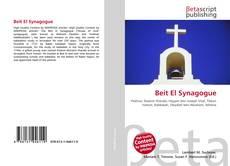 Bookcover of Beit El Synagogue