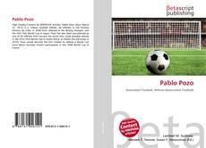 Bookcover of Pablo Pozo