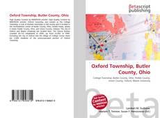 Обложка Oxford Township, Butler County, Ohio