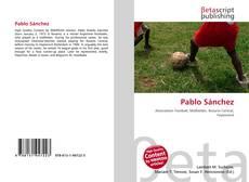 Bookcover of Pablo Sánchez