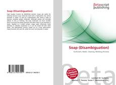 Soap (Disambiguation) kitap kapağı