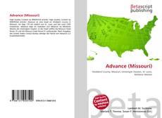Bookcover of Advance (Missouri)