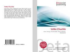 Bookcover of Velká Chuchle