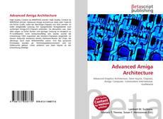 Bookcover of Advanced Amiga Architecture