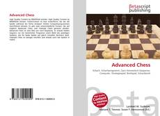 Bookcover of Advanced Chess