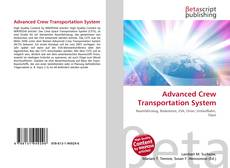 Bookcover of Advanced Crew Transportation System