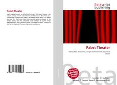 Pabst Theater kitap kapağı