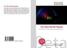 Bookcover of Pac-Man Battle Royale