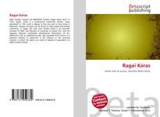 Bookcover of Ragai Karas