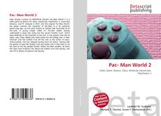 Bookcover of Pac- Man World 2