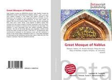 Capa do livro de Great Mosque of Nablus