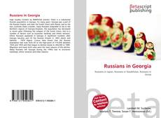 Bookcover of Russians in Georgia