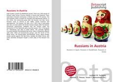 Couverture de Russians in Austria