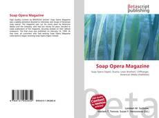 Bookcover of Soap Opera Magazine