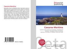 Copertina di Caesarea Maritima