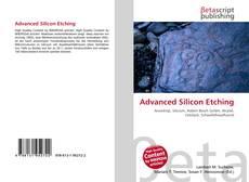 Advanced Silicon Etching kitap kapağı