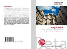 Couverture de Aegidientor