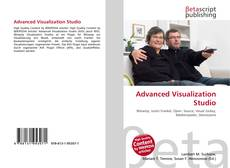 Advanced Visualization Studio kitap kapağı