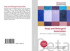 Bookcover of Soap and Detergent Association