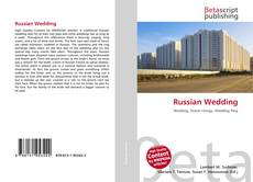 Bookcover of Russian Wedding
