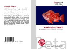 Bookcover of Yelloweye Rockfish